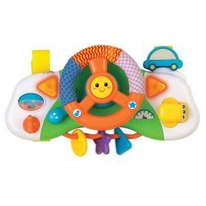 Pal Baby Sesli ve Işıklı Minik Becerikli Sürücü