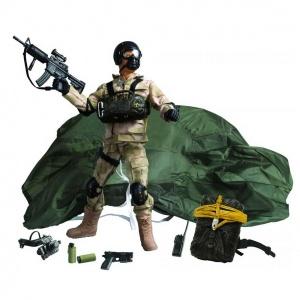 World Peacekeepers - Paraşütlü Asker Oyun Seti