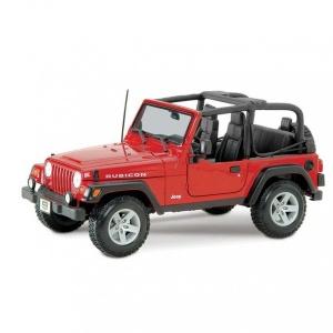 1:18 Maisto Wrangler Rubicon Jeep Model Araba