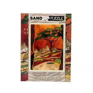 500 Parça Puzzle : Sand Land
