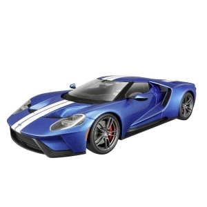 1:18 Maisto Ford GT Exclusive Model Araba