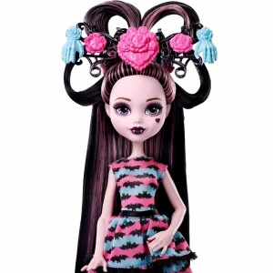 Monster High Saç Partisi Draculaura