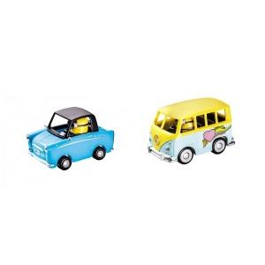 Çılgın Hırsız 3 2'li Araçlar (Araba Ve Minibüs)