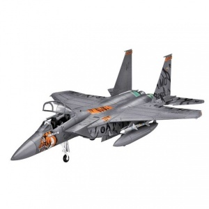 Revell 1:144 Uçak F15E Eagle Kit Set