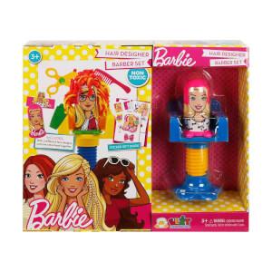 Barbie Saç Dizayn Atölyesi Oyun Hamuru Seti