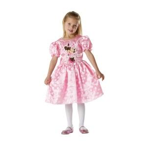 Minnie Pembe Kostüm S Beden