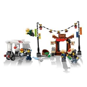 LEGO Ninjago Şehir Takibi 70607