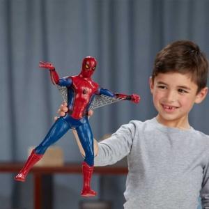 Spiderman Eve Dönüş İnteraktif Figür 40 cm.