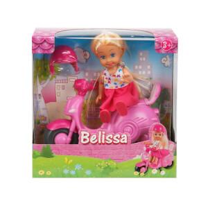 Belissa'nın Scooter Keyfi