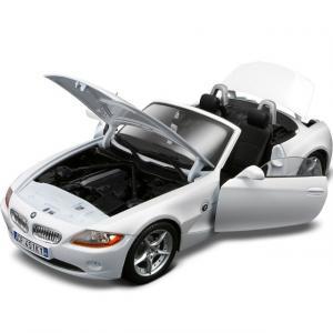 1:18 BMW Z4 Beyaz Araba