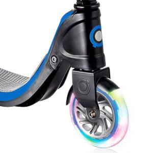 Flow Işıklı 2 Tekerlekli 125 Mavi Scooter