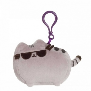 Pusheen With Sunglasses Peluş