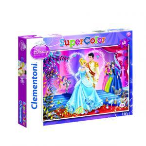 60 Parça Puzzle : Cinderella