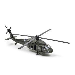 1:60 Sky Pilot UH-60 Black Hawk Model Kit Helikopter