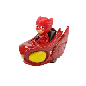 PijaMaskeliler Karakter Araç Owl-Glider