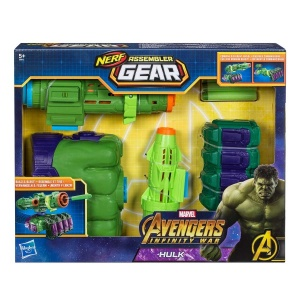 Avengers Assembler Gear Hulk Yumruk