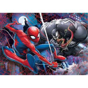 104 Parça Puzzle :  3D Vision Spiderman