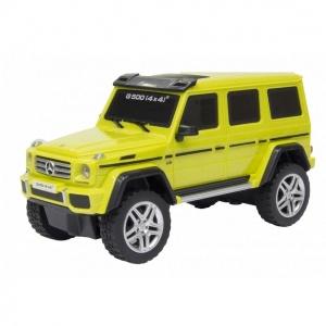 1:26 Uzaktan Kumandalı Mercedes - Benz G500 Işıklı Araba