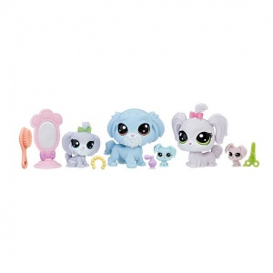 Littlest Pet Shop Miniş Ailesi (Fab-Lookin' Fam)