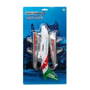 Maxx Wheels A380 Uçak Mini Kit