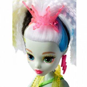 Monster High Elektrik Saçlı Frankie