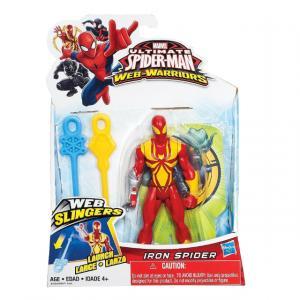 Spiderman Web Slingers Figür