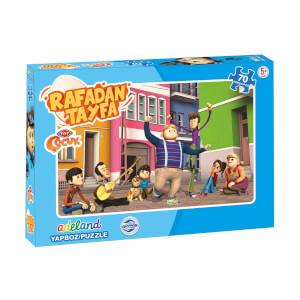 Rafadan Tayfa : 70 Parça Puzzle