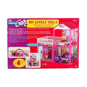 My Lovely 2 Katlı Ev Oyun Seti