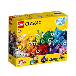 LEGO Classic Yapım Parçaları ve Gözler 11003