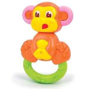 Baby Clementoni Koala ve Maymun 2'si 1 arada Çıngırak
