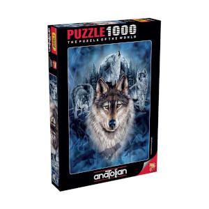1000 Parça Puzzle : Kurt Timi