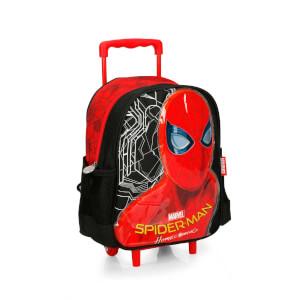Spiderman Çekçekli Anaokul Çantası 95347