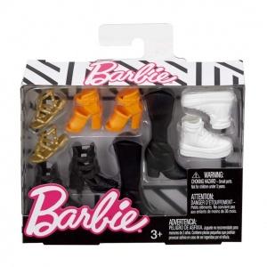 Barbie'nin Son Moda Ayakkabıları