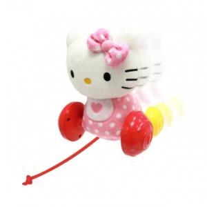 Hello Kitty İpli Emekleme Oyuncağı