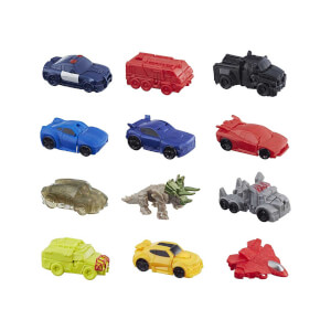 Transformers 6 Turbo Changers Sürpriz Paket E0692