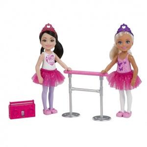 Barbie 2'li Chelsea Bebek Seti FHK96