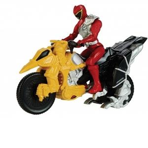 Dino Charge Figürlü Dinosiklet (Red Ranger)