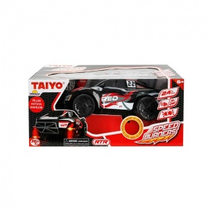Taiyo Speed Burners Sesli ve Işıklı Araba