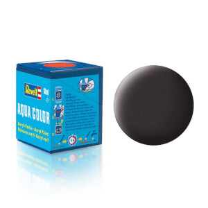 Revell Katran Siyahı Mat Maket Boyası 18 ml. 36106