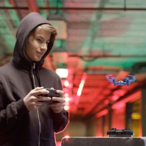 Uzaktan Kumandalı Hiper Drone 2.4 Ghz 2'li Champion Kit