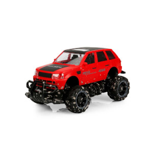1:18 Uzaktan Kumandalı 4x4 Crazy Off-Road Araba