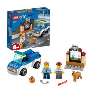LEGO City Police Polis Köpeği Birimi 60241
