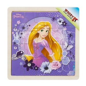 Disney Princess Ahşap Puzzle 20 Parça