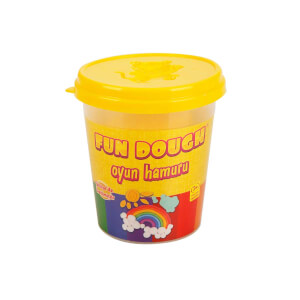 Oyun Hamuru 4 Renk 520 gr.