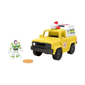 Toy Story Mini Karakter ve Araç GFR97