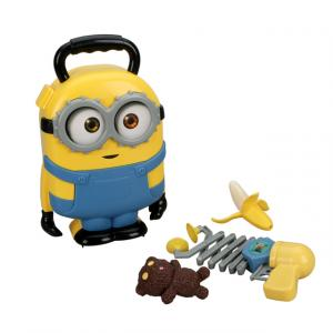 Minions Bob Eğlenceli Taşıma Çantası