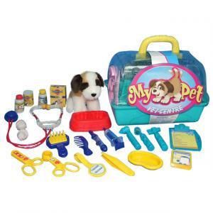 Çantalı Köpek Veteriner Seti