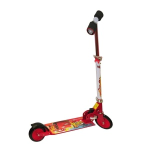 Cars 2 Tekerlekli Scooter