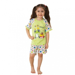 Kız Pijama Takımı