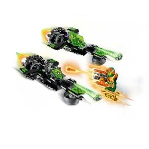 LEGO Nexo Knights Twinfector 72002